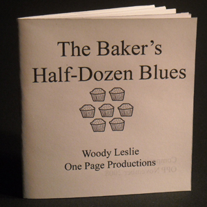 Baker's Half-Dozen Blues