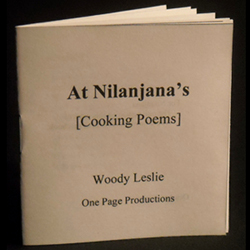 Cooking Poems