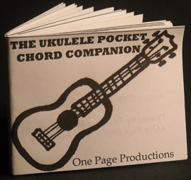 Ukulele Pocket Chord